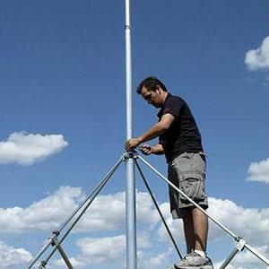 Telescopic Masts | Aeromao
