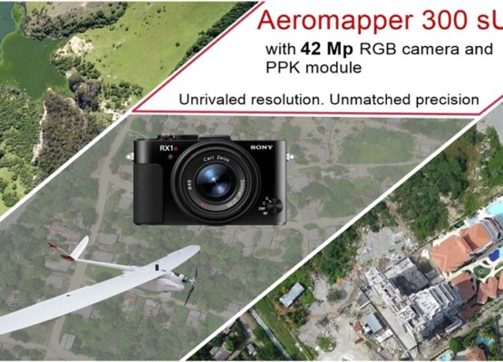 AEROMAPPERS + 42Mp + PPK bundle: unrivaled resolution & accuracy