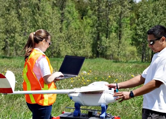 AEROMAPPERS ACHIEVE COMPLIANT UAV STATUS with TRANSPORT CANADA