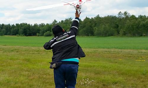 AMTalon launching is easy