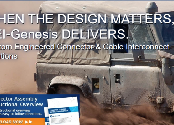 PEI-Genesis is a leading global provider of custom engineered connector and cable solutions.